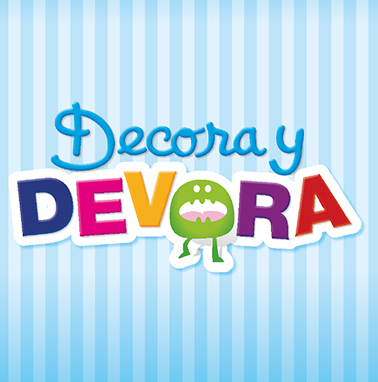 Decora y devora